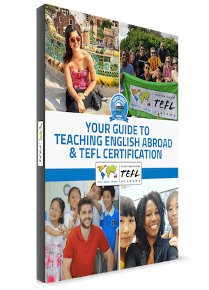 TEFL Certification School For Teaching English Abroad