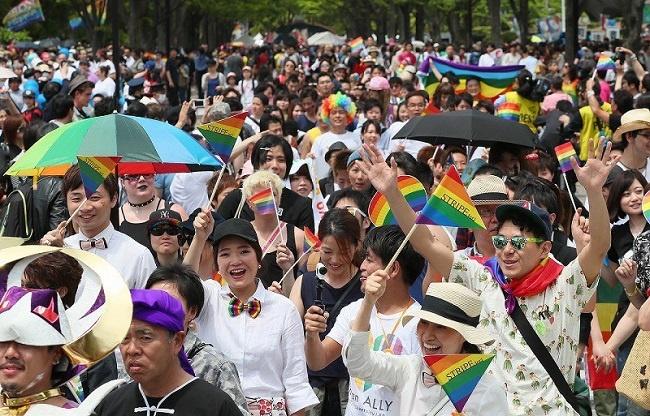 LGBTQ+ Teaching English in Japan