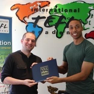 International TEFL Academy Chicago TEFL Class