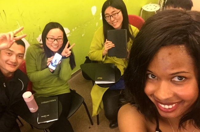 Alumni Stories - Teaching English in China