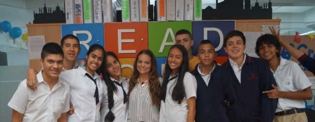 Colombia is a top job market for teaching English in South America