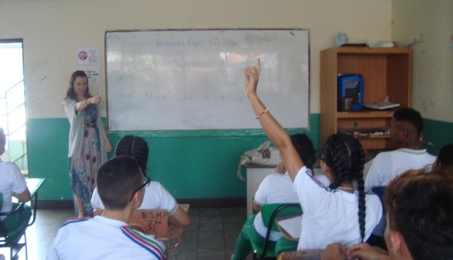 Heart of Change Program - Teaching English in Colombia