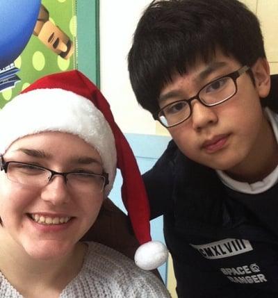 Teaching English in Danjin South Korea