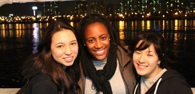 Making Friends Teaching English Abroad