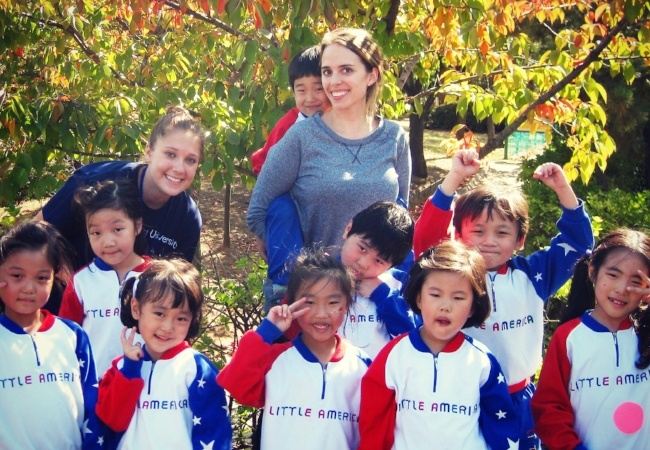 How teachers can work abroad in South Korea