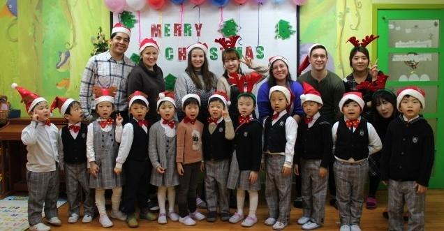 Teaching English in Korea - top countries for teaching English abroad