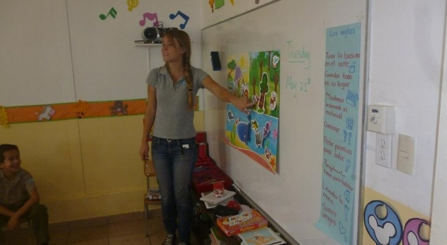 Teaching English abroad without a degree