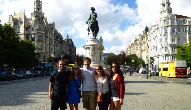 Making Friends in Madrid, Spain As A Professional English Teacher
