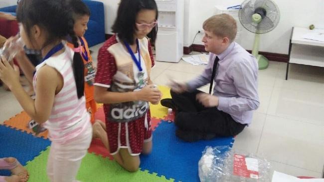 Teaching English in Pattaya, Thailand