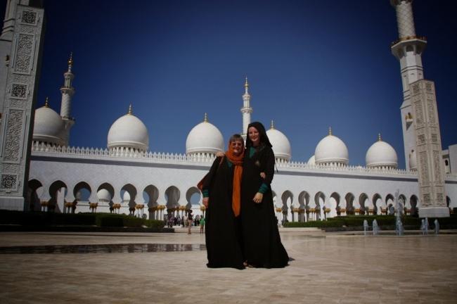 Teaching English in United Arab Emirates