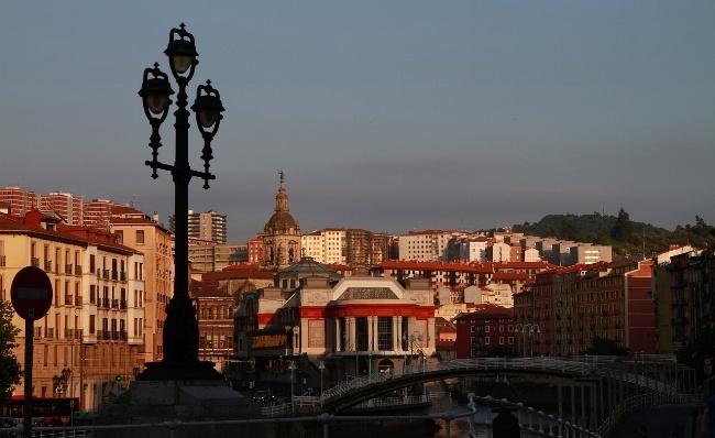 Teaching English in Bilbao, Spain