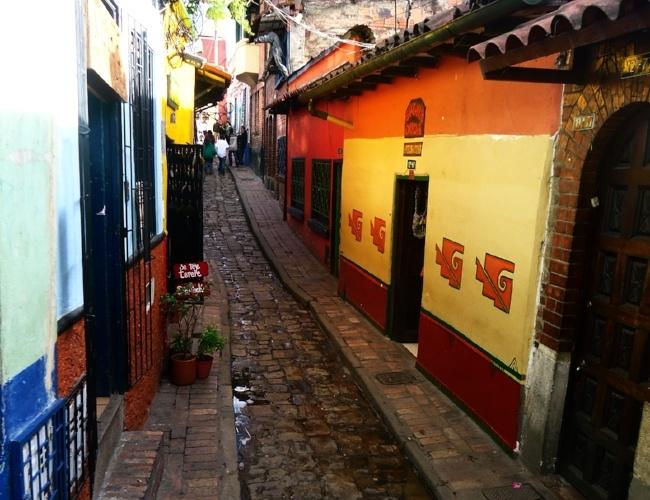 bogota colombia tefl