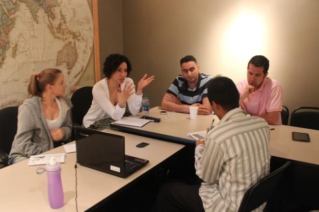 Student teaching practicum TEFL