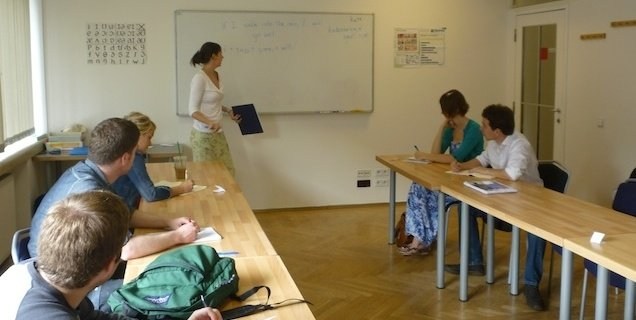 A day in the life of a TEFL student in Prague, Czech Republic