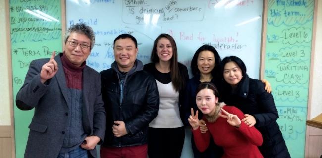 Best salaries for teaching English overseas