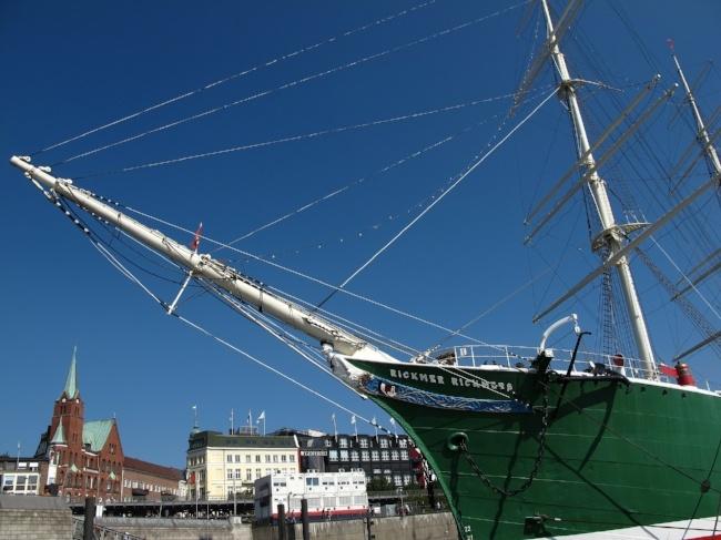Port Festival in Hamburg, Germany