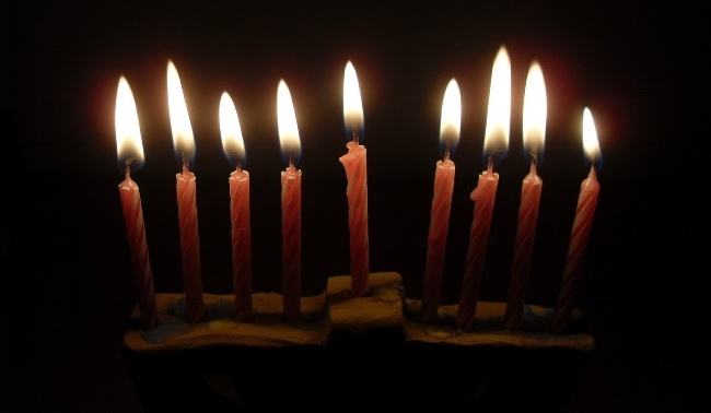 Hannukkah celebrations worldwide