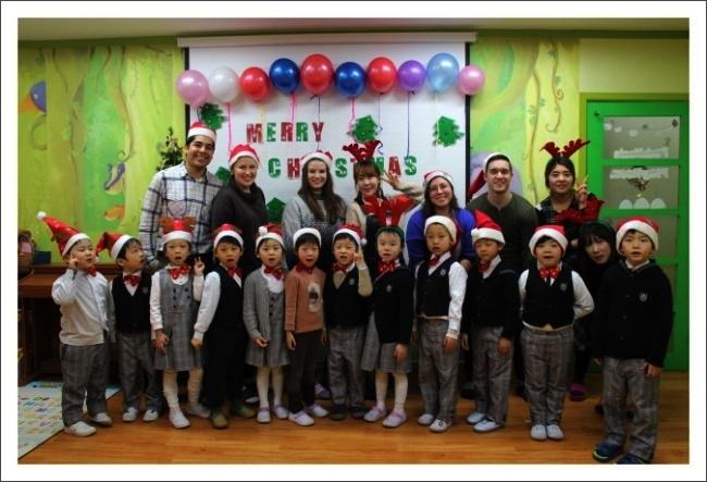 CHristmas holidays abroad