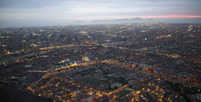 HIghlight of teaching English in Lima, Peru
