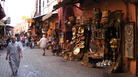international events around the world - Morocco