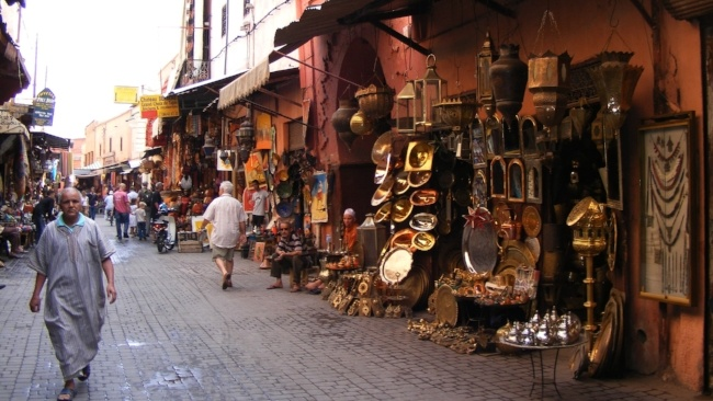 Teaching English in Marrakesh, Morocco