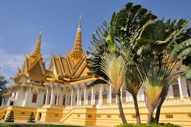 Teaching English in Phnon Penh Cambodia