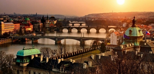 Teaching English in Prague, Czech Republic