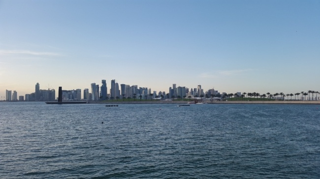 Discovering Qatar while Teaching English Abroad