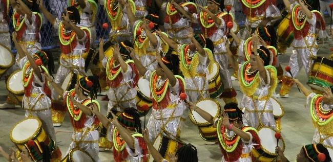 Experience Carnival in Rio Brazil