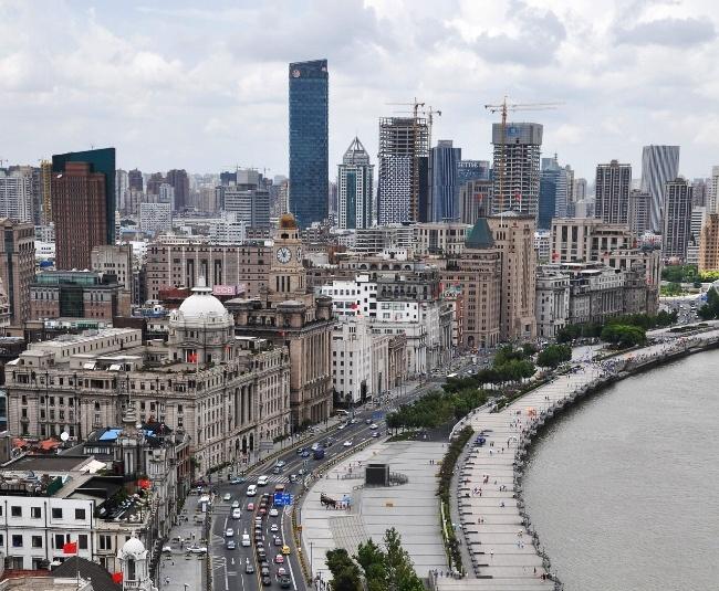 Teaching English in Shanghai China