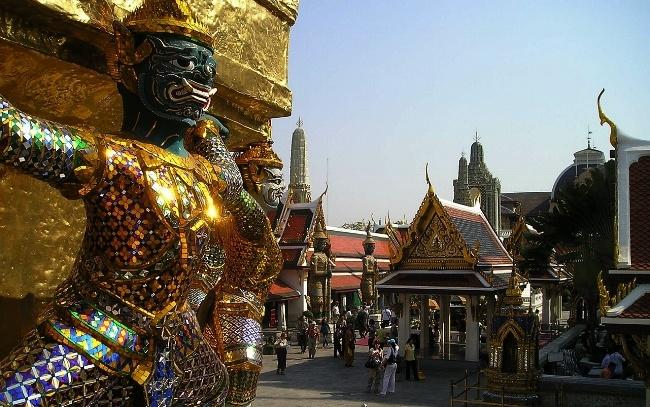 Teaching English in Bangkok, Thailand
