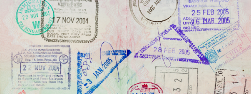 Teaching English Abroad - visas