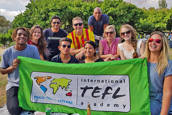 International TEFL Academy Nominated for Innovation in Alumni Engagement Award