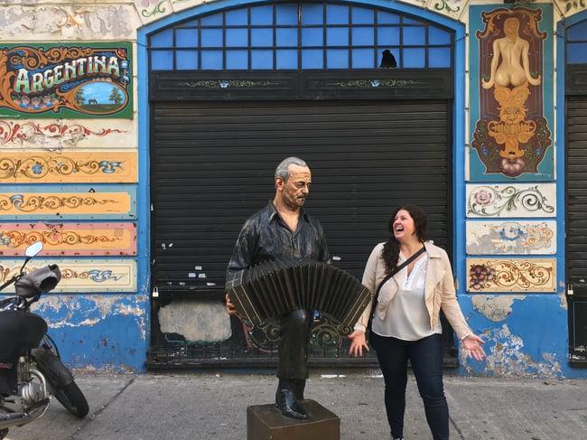 Adrienne Glenn - Buenos Aires, Argentina 8