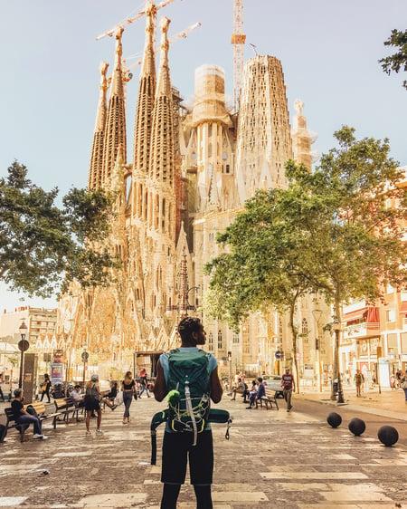 Allen Tunstall - Barcelona, Spain 7