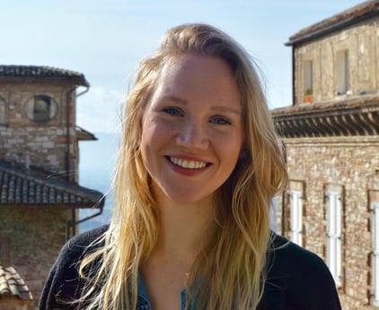 ITA Ambassador - Allie Merges - Rome, Italy