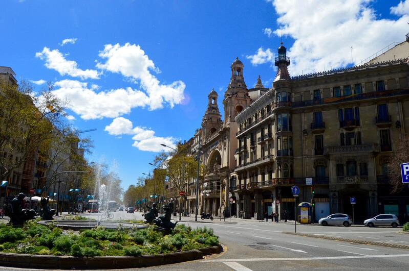 Madrid, Spain - City Center