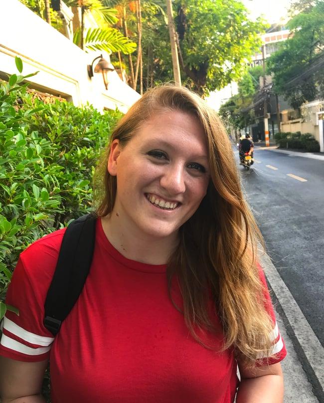 Allison Schmitt - Ambassador - Bangkok, Thailand