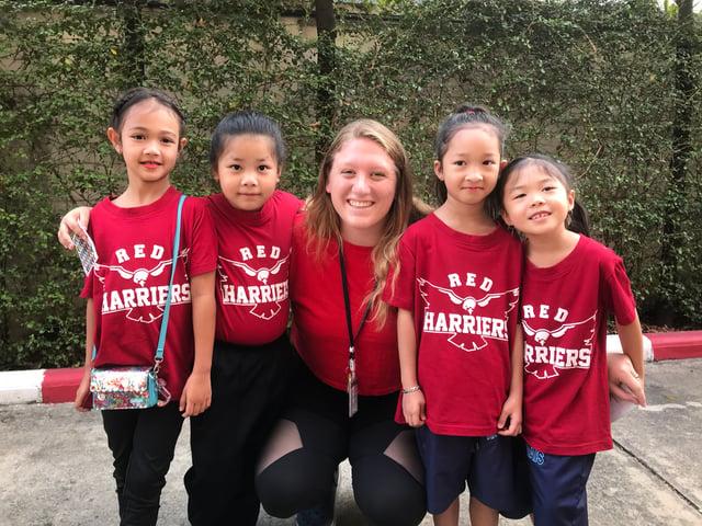 ITA Alumni Ambassador - Allison Schmitt - Bangkok, Thailand