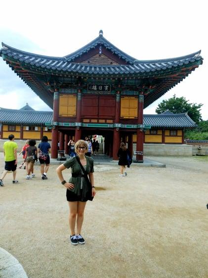 ITA Alumni Ambassador - Amanda Barrows - Teach English in China