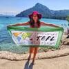 Ambassador - Christina Bates - Mallorca, Spain - Beach - ITA Flag Photo-351978-edited