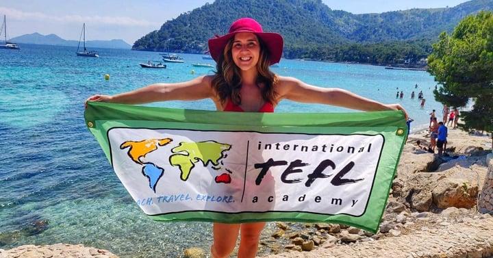 Teaching English in Madrid, Spain - Q&A with ITA Alumna, Christina Bates