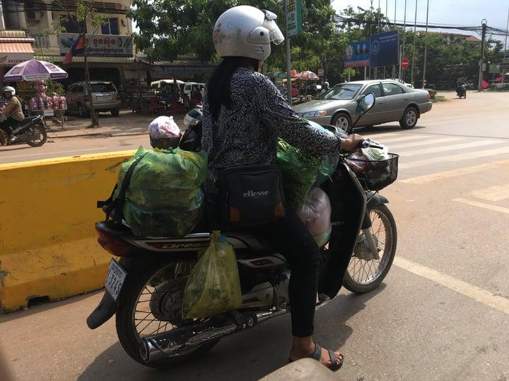 How to Get Around Phnom Penh, Cambodia