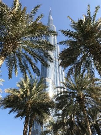 Ambassador - Katie Ayers - Dubai, UAE - Burj Khalifa