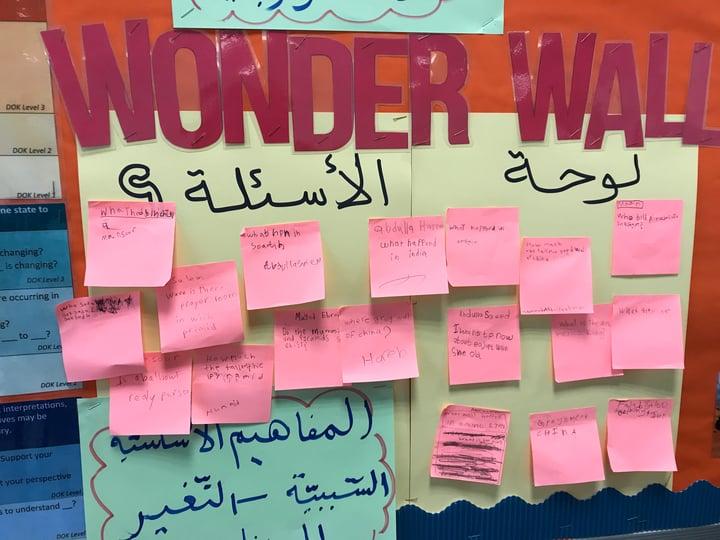 But I Don't Speak Arabic! Teaching English in the U.A.E.
