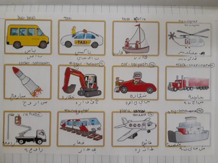 But I Don't Speak Arabic! Teaching English in the UAE