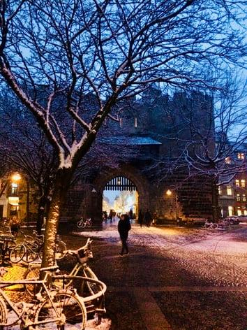 Ambassador - Nicola Wynn - Cologne, Germany - Night