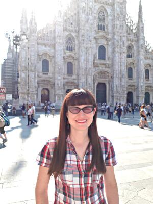 Teach English Online from Milan