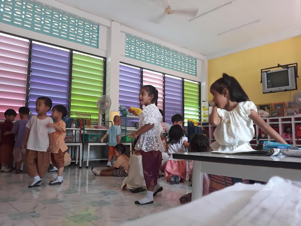 Teaching English in Nakhon Pathom, Thailand - Alumni Q&A with Anastashia Williams-Knight