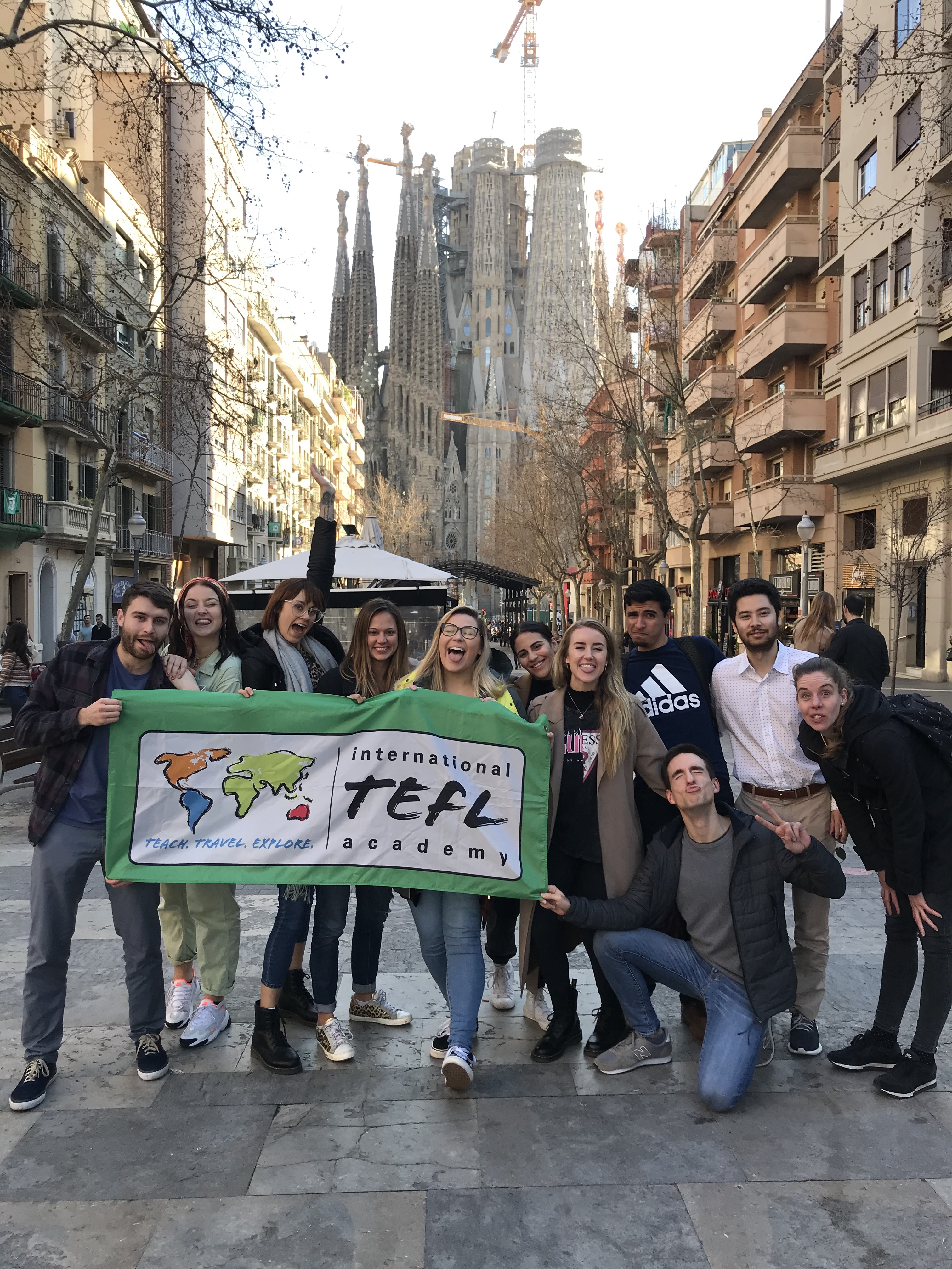Get TEFL Certified in Barcelona and teach English in Spain
